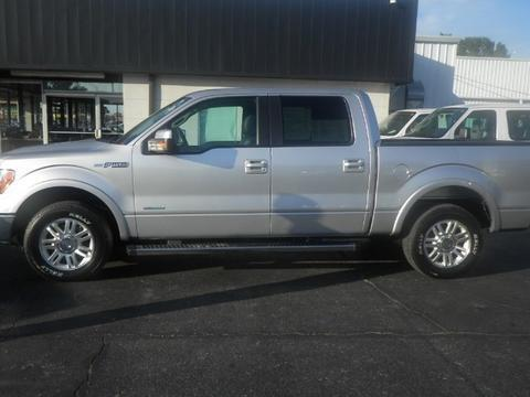 2012 Ford F150 Lariat Crew Cab Pickup for sale in Muscle Shoals for $30,460 with 38,278 miles.