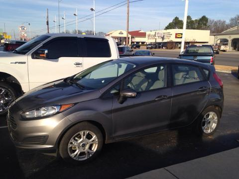 2014 Ford Fiesta SE Hatchback for sale in Muscle Shoals for $12,615 with 15,562 miles.
