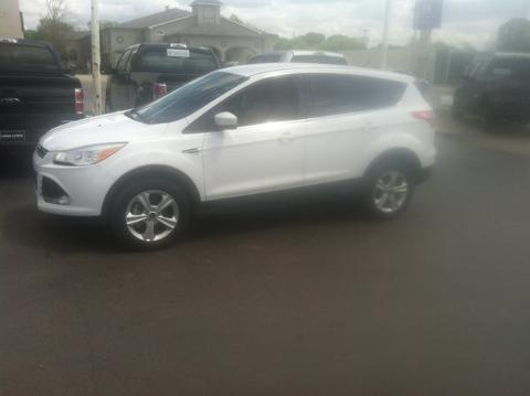 2013 Ford Escape SE SUV for sale in Muscle Shoals for $18,867 with 16,783 miles