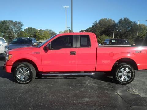 2013 Ford F150 STX Extended Cab Pickup for sale in Muscle Shoals for $27,852 with 9,868 miles.