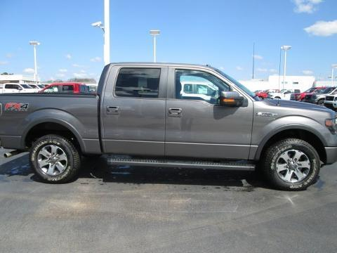 2014 Ford F150 FX4 Crew Cab Pickup for sale in Muscle Shoals for $41,828 with 11,539 miles