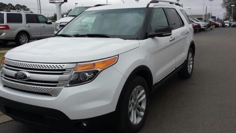 2013 Ford Explorer XLT SUV for sale in Muscle Shoals for $28,456 with 32,131 miles