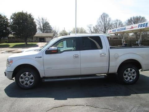 2013 Ford F150 Platinum Crew Cab Pickup for sale in Muscle Shoals for $32,486 with 41,513 miles