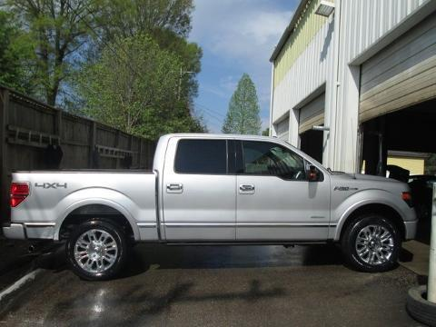 2013 Ford F150 Platinum Crew Cab Pickup for sale in Muscle Shoals for $41,687 with 39,850 miles