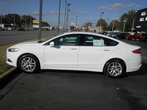 2013 Ford Fusion SE Sedan for sale in Muscle Shoals for $16,875 with 36,879 miles.