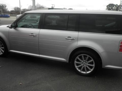 2013 Ford Flex Limited SUV for sale in Muscle Shoals for $23,943 with 40,904 miles.