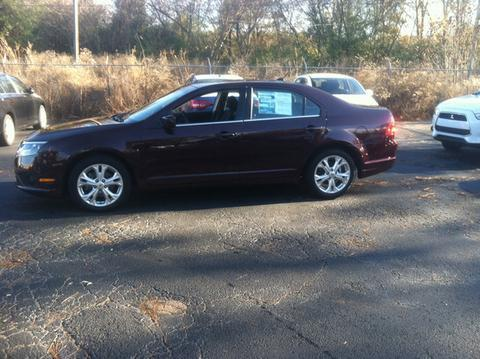 2012 Ford Fusion SE Sedan for sale in Muscle Shoals for $14,388 with 39,942 miles.