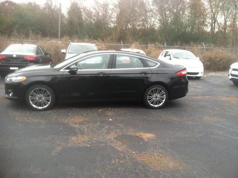 2013 Ford Fusion SE Sedan for sale in Muscle Shoals for $17,988 with 39,147 miles.
