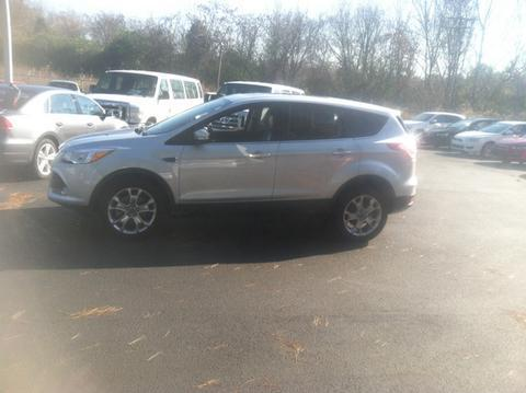 2013 Ford Escape SEL SUV for sale in Muscle Shoals for $19,877 with 38,967 miles.