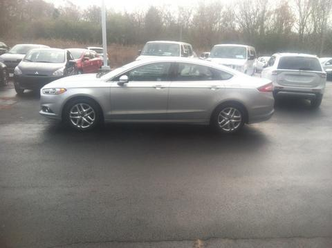 2013 Ford Fusion SE Sedan for sale in Muscle Shoals for $17,788 with 34,198 miles.