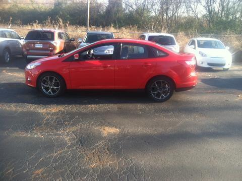 2013 Ford Focus SE Sedan for sale in Muscle Shoals for $14,988 with 39,907 miles.