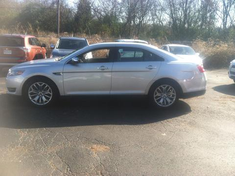 2013 Ford Taurus Limited Sedan for sale in Muscle Shoals for $19,766 with 40,243 miles.