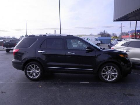 2013 Ford Explorer XLT SUV for sale in Muscle Shoals for $27,988 with 31,807 miles.