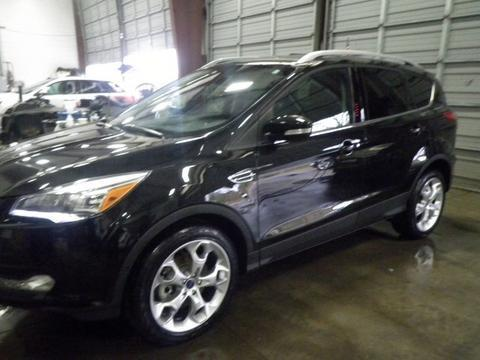 2014 Ford Escape Titanium SUV for sale in Muscle Shoals for $22,647 with 38,784 miles.