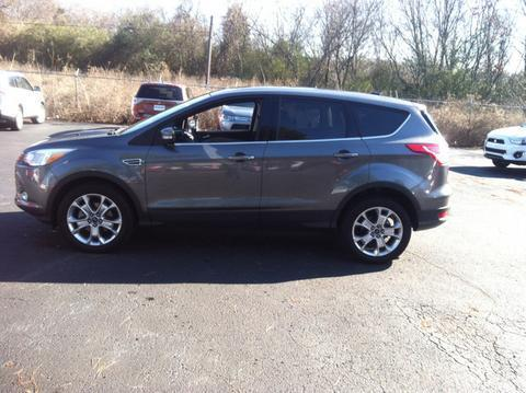 2013 Ford Escape SEL SUV for sale in Muscle Shoals for $17,688 with 61,976 miles.