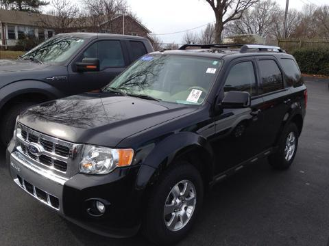 2012 Ford Escape Limited SUV for sale in Muscle Shoals for $16,788 with 77,760 miles.