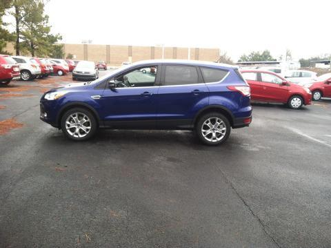 2013 Ford Escape SEL SUV for sale in Muscle Shoals for $18,668 with 46,000 miles