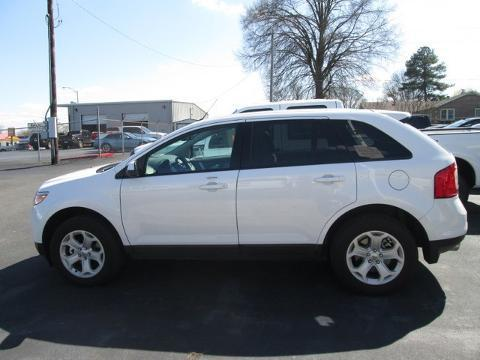 2014 Ford Edge SEL SUV for sale in Muscle Shoals for $24,980 with 7,649 miles