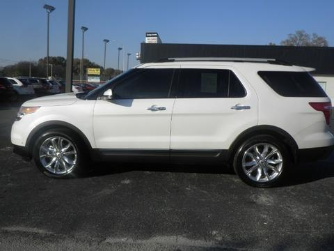 2012 Ford Explorer Limited SUV for sale in Muscle Shoals for $26,215 with 66,201 miles.