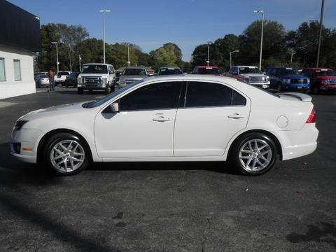 2012 Ford Fusion SEL Sedan for sale in Muscle Shoals for $15,845 with 39,341 miles.