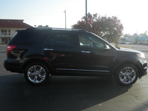 2014 Ford Explorer Limited SUV for sale in Muscle Shoals for $30,321 with 30,512 miles.