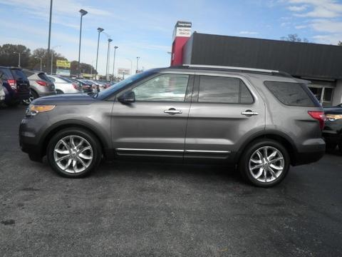 2012 Ford Explorer XLT SUV for sale in Muscle Shoals for $25,315 with 43,804 miles.