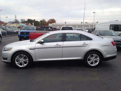 2014 Ford Taurus SEL Sedan for sale in Muscle Shoals for $20,975 with 12,003 miles.