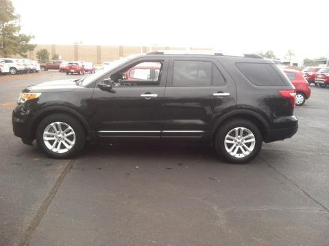 2013 Ford Explorer XLT SUV for sale in Muscle Shoals for $28,878 with 24,256 miles