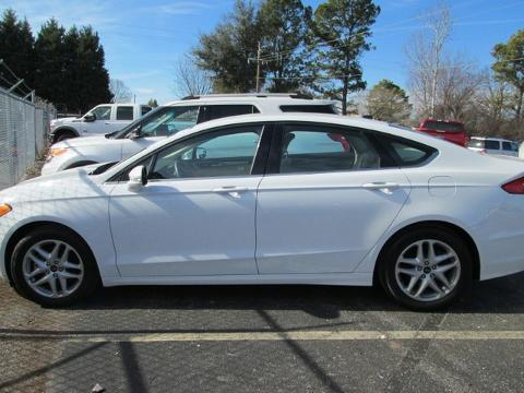 2014 Ford Fusion SE Sedan for sale in Muscle Shoals for $17,776 with 42,548 miles.