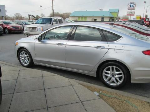 2014 Ford Fusion SE Sedan for sale in Muscle Shoals for $17,974 with 34,149 miles.