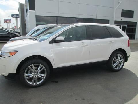 2012 Ford Edge SEL SUV for sale in Muscle Shoals for $26,597 with 23,484 miles