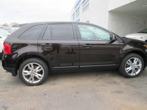 2013 Ford Edge SEL SUV for sale in Muscle Shoals for $26,888 with 22,548 miles