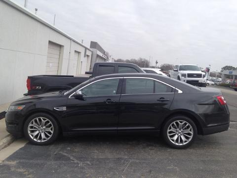 2014 Ford Taurus Limited Sedan for sale in Muscle Shoals for $23,741 with 28,574 miles.