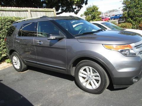 2013 Ford Explorer XLT SUV for sale in Muscle Shoals for $28,680 with 28,525 miles
