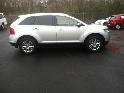 2014 Ford Edge Limited SUV for sale in Muscle Shoals for $27,988 with 32,442 miles