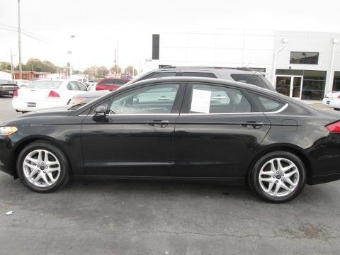 2014 Ford Fusion SE Sedan for sale in Muscle Shoals for $17,989 with 35,808 miles