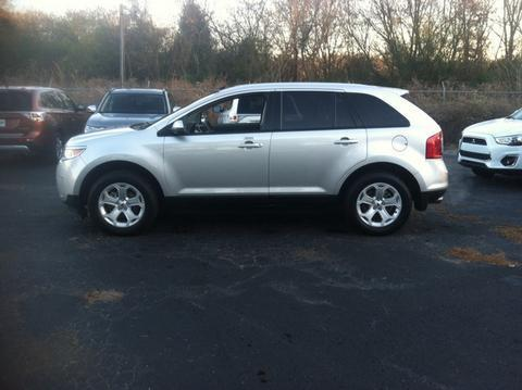 2012 Ford Edge SEL SUV for sale in Muscle Shoals for $22,448 with 27,021 miles.
