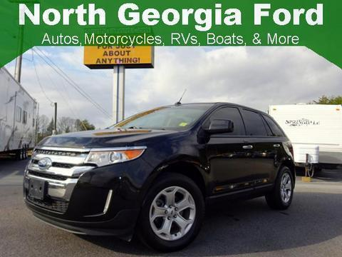 2011 Ford Edge SEL SUV for sale in Blue Ridge for $22,987 with 50,165 miles.