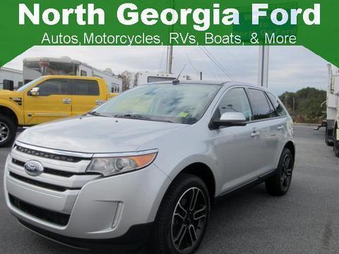 2013 Ford Edge SEL SUV for sale in Blue Ridge for $25,473 with 19,893 miles