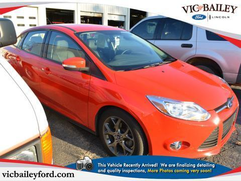 2013 Ford Focus SE Sedan for sale in Spartanburg for $14,900 with 36,232 miles.