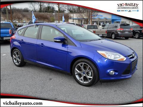 2014 Ford Focus SE Hatchback for sale in Spartanburg for $15,355 with 19,894 miles.