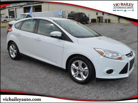 2014 Ford Focus SE Hatchback for sale in Spartanburg for $14,670 with 31,850 miles