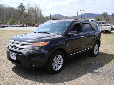 2013 Ford Explorer XLT SUV for sale in Murphy for $0 with 26,603 miles