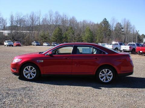 2012 Ford Taurus SEL Sedan for sale in Murphy for $0 with 36,779 miles