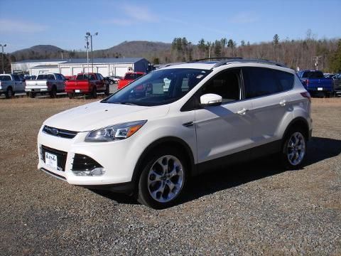2013 Ford Escape Titanium SUV for sale in Murphy for $0 with 9,906 miles