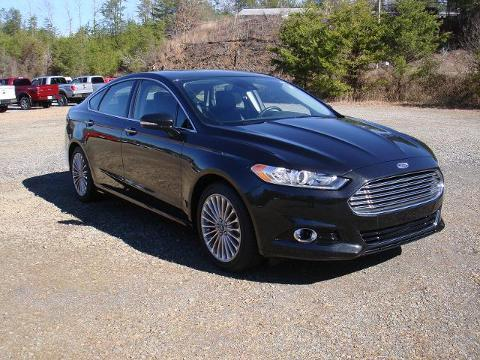 2013 Ford Fusion Titanium Sedan for sale in Murphy for $0 with 9,155 miles