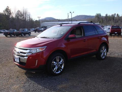 2012 Ford Edge SEL SUV for sale in Murphy for $0 with 20,544 miles