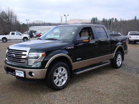 2013 Ford F150 Lariat Crew Cab Pickup for sale in Murphy for $0 with 18,369 miles