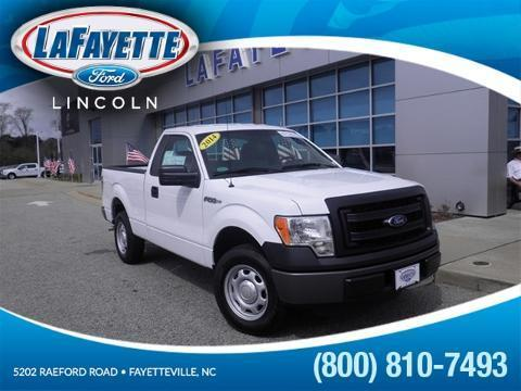 2014 Ford F150 Regular Cab Pickup for sale in Fayetteville for $23,881 with 2,895 miles