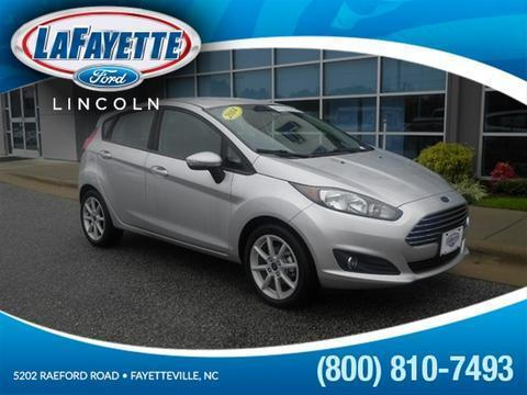 2014 Ford Fiesta SE Hatchback for sale in Fayetteville for $14,843 with 9,045 miles.